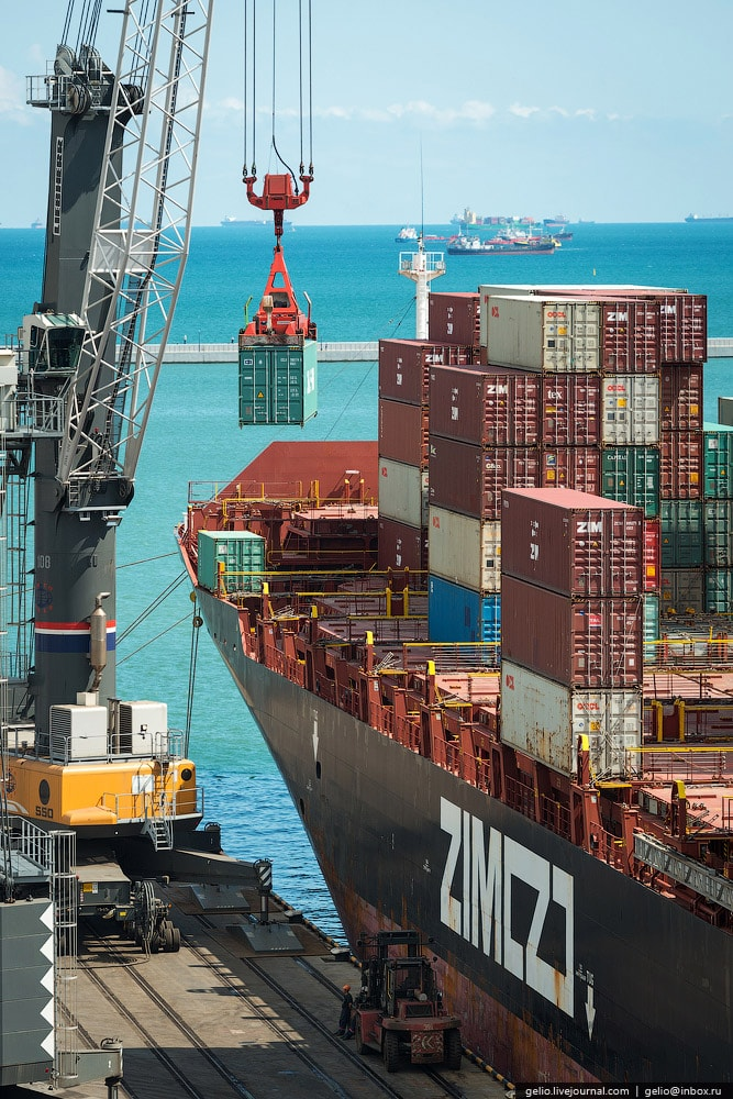 Freight Forwarding Services